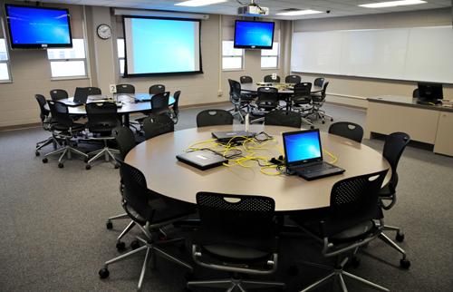University of Iowa (TILE) Classroom